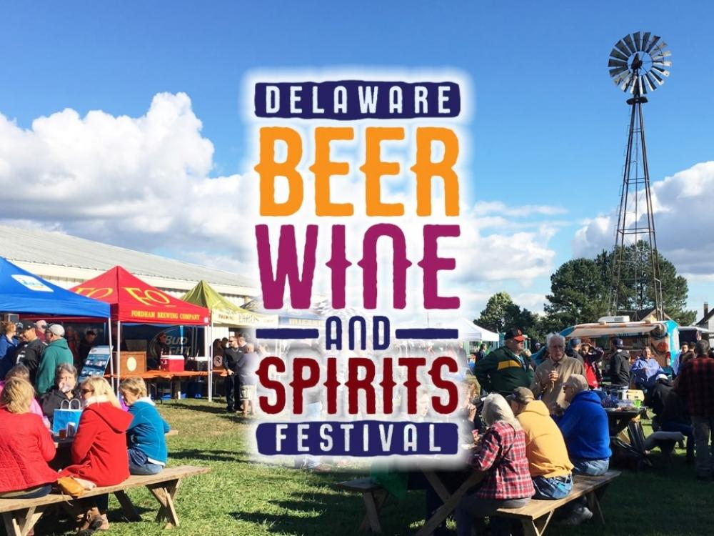 Beer, Wine and Spirits Festival Promo