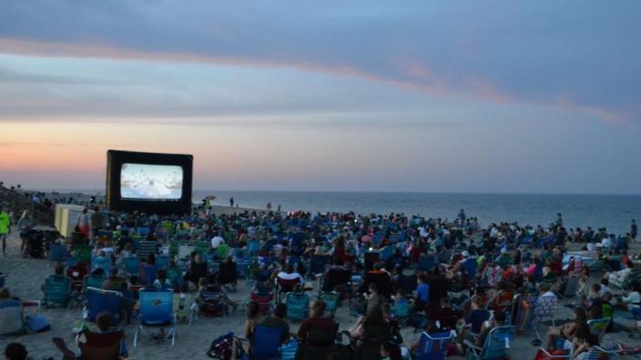 Bethany Movies on the Beach