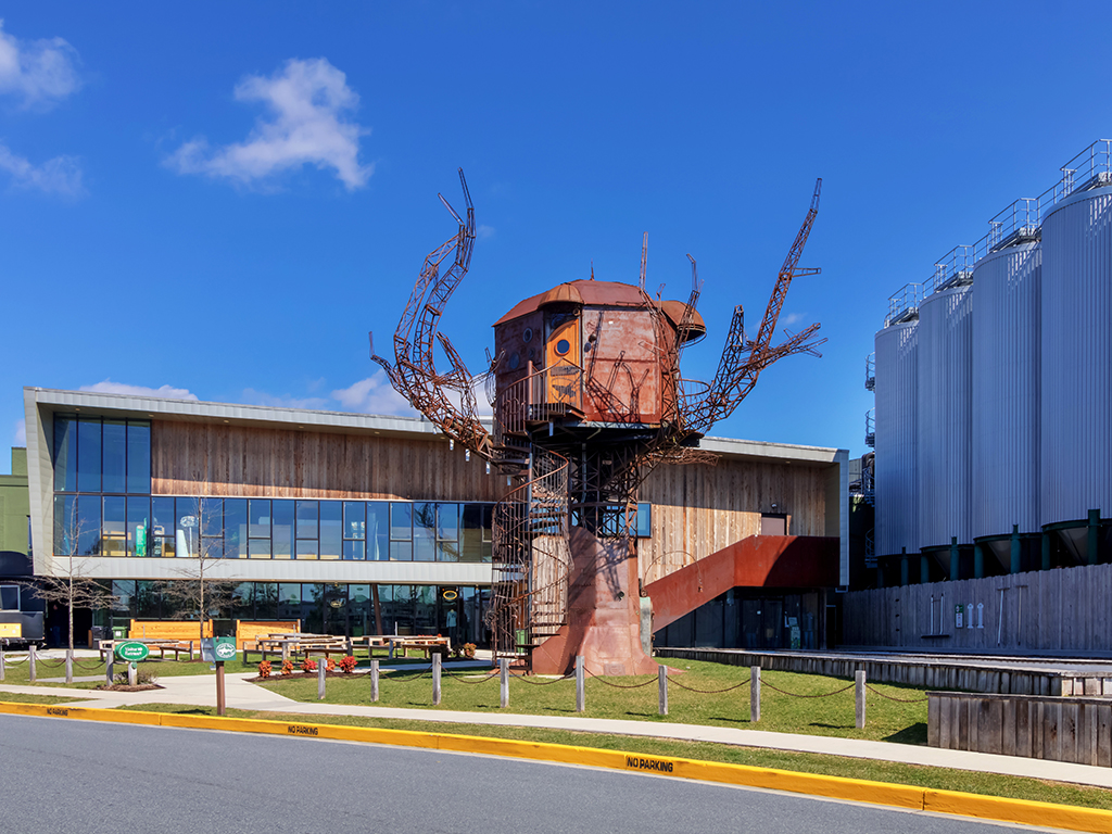 Treehouse at Dogfish Head/Cannery Village