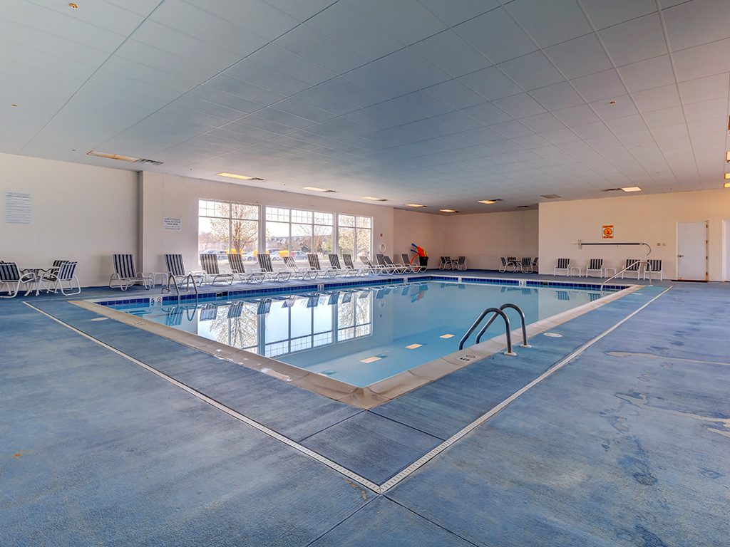 Indoor Swimming Pool at Cannery Village