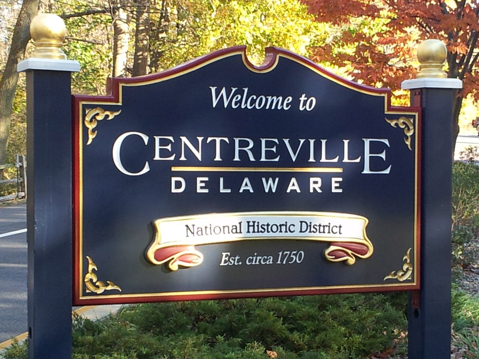 Centerville-welcome-sign