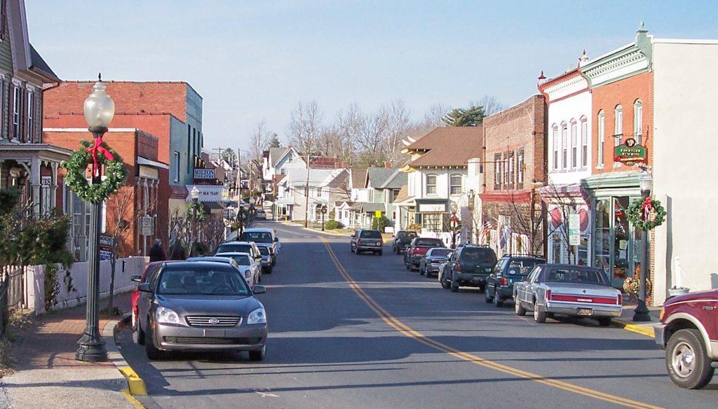 Downtown Milton