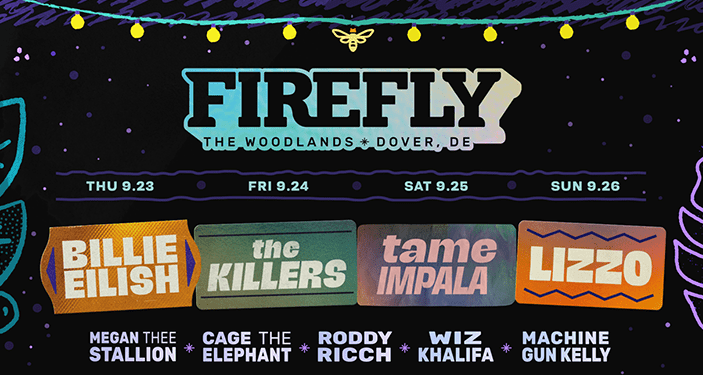 Firefly 2021 Lineup