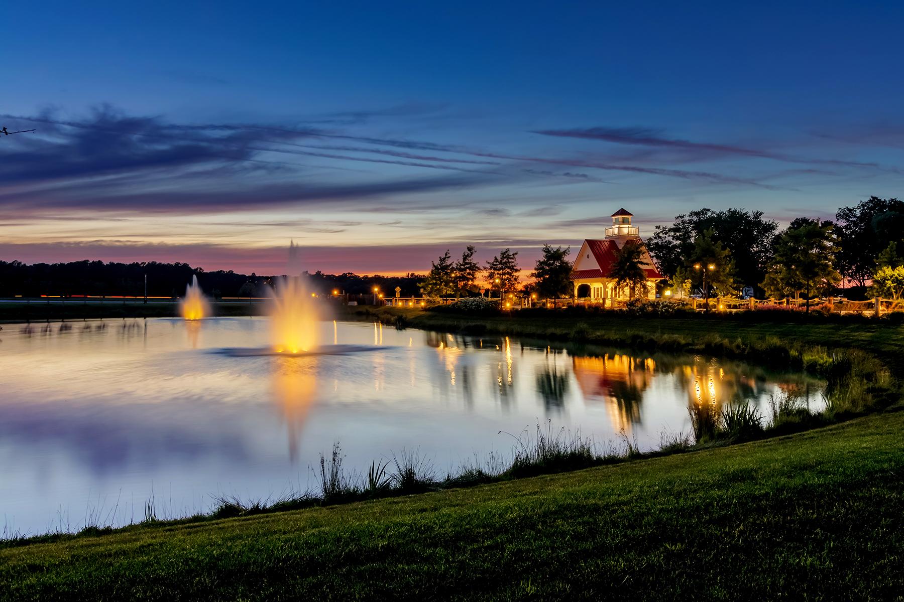 Coastal Club Lake