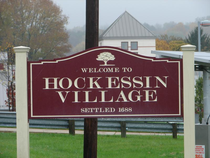 hockessin-city-sign
