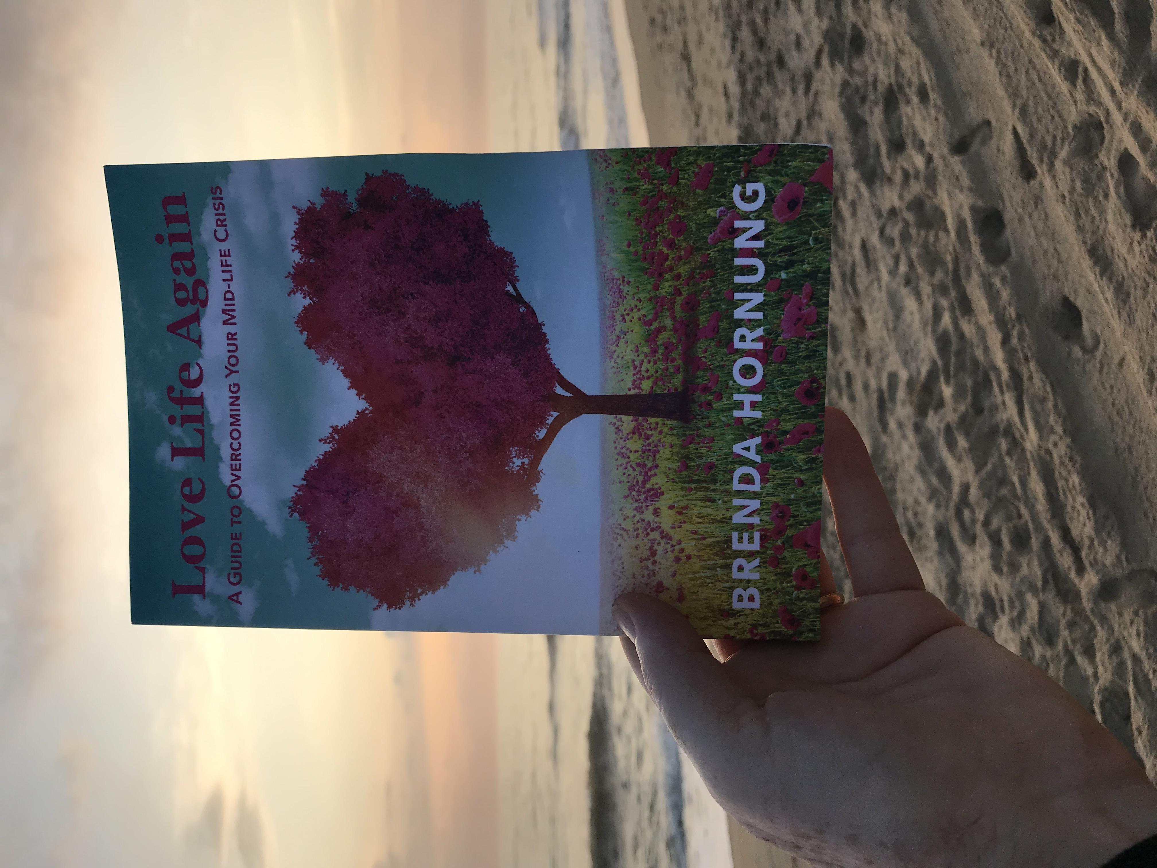Brenda Hornung Holding Book