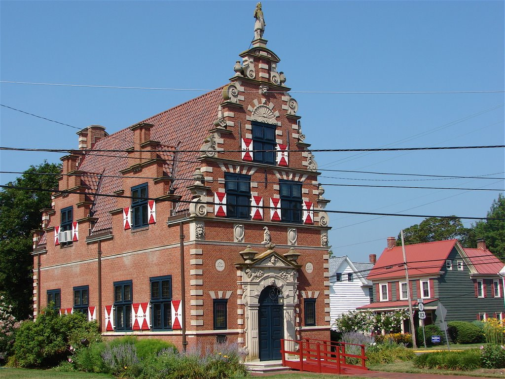 lewes-zwaanendael-museum