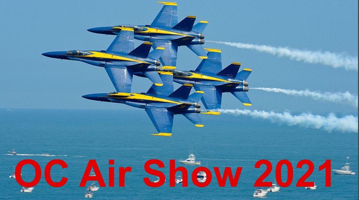 Ocean City Air Show 2021