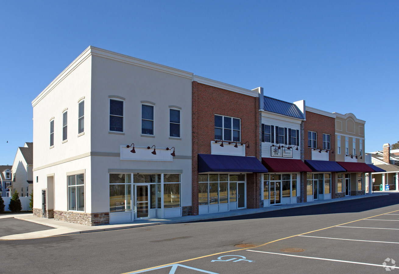 Paynter's Mill Commercial Area