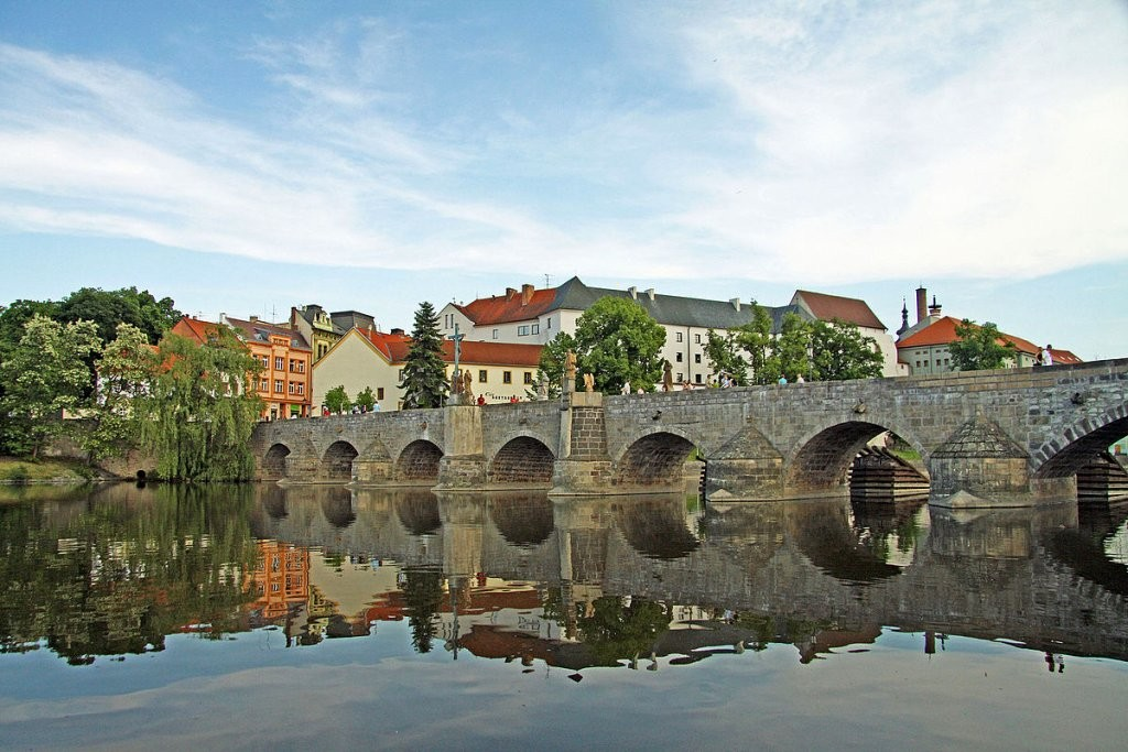 Bridge in Czech Republic