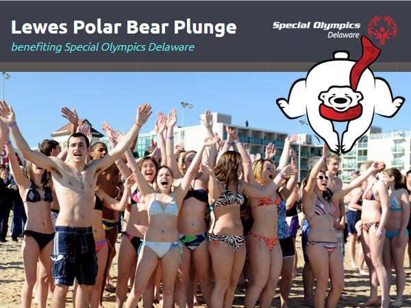 Polar Bear Plunge Image