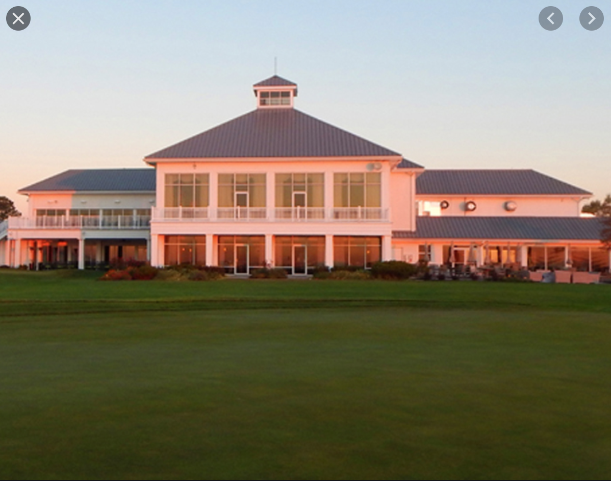 Rehoboth Beach Yacht & Country Club Clubhouse