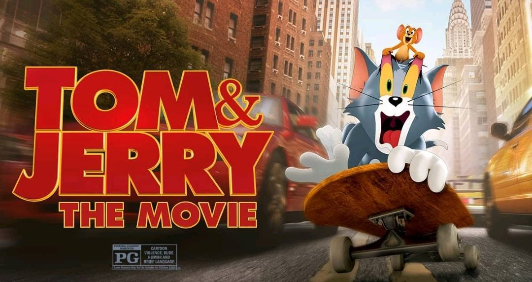 Tom and Jerry the Movie Image