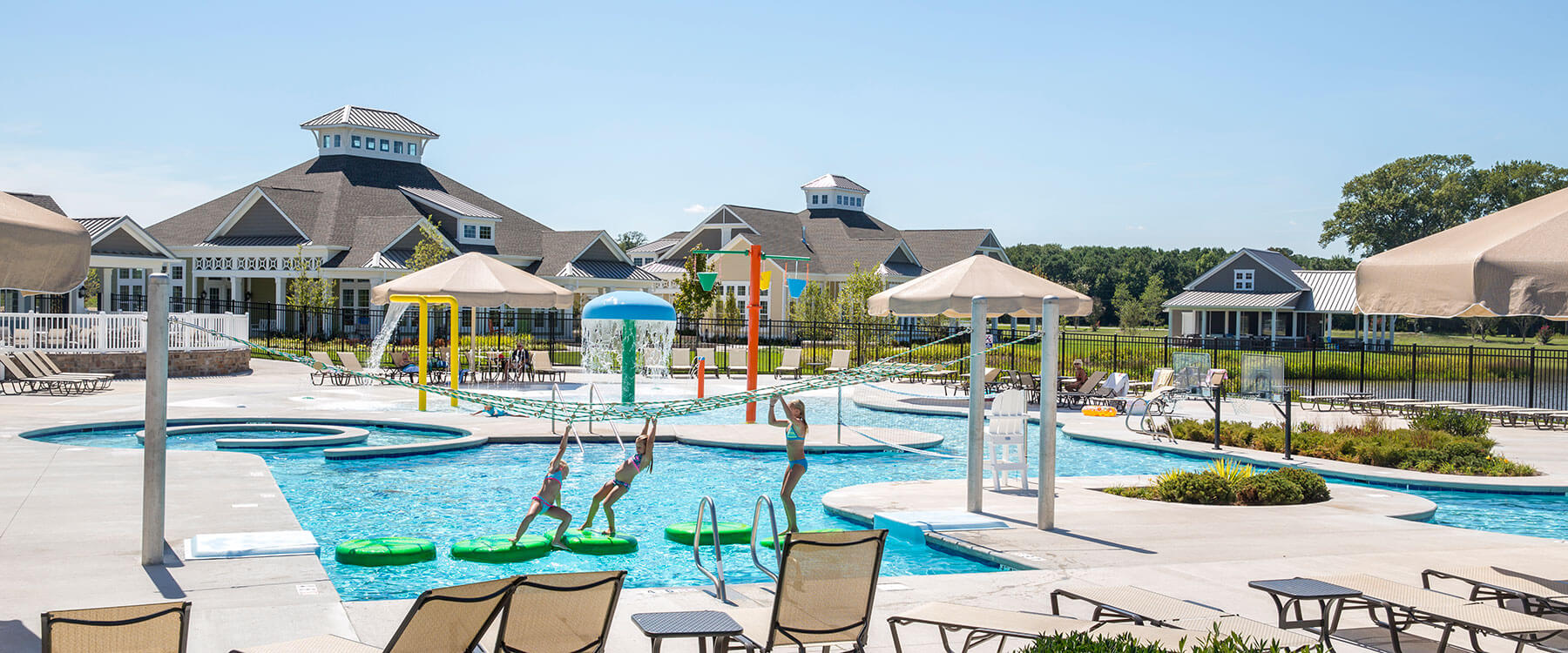 Millville by the Sea Swimming Pools