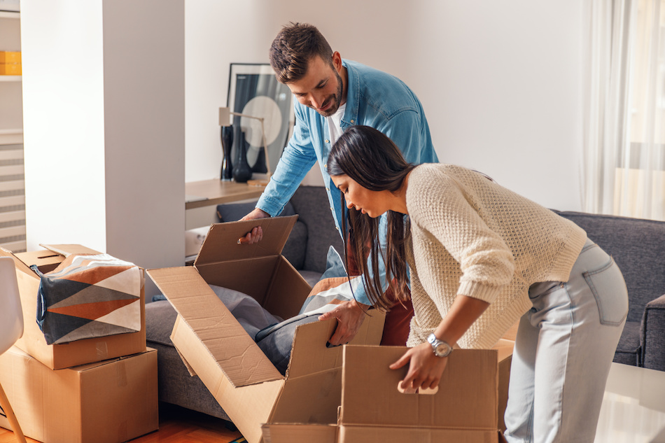 Moving Timeline & How to Prepare When Moving Into a New Home