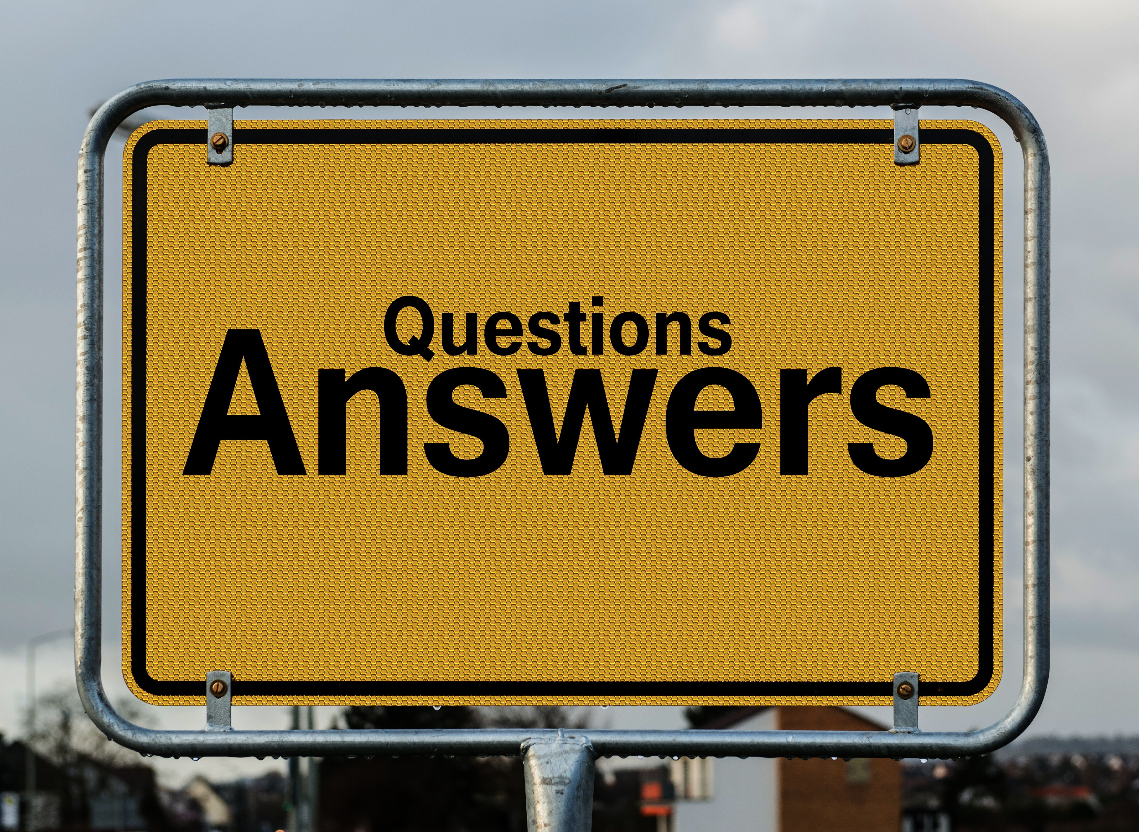 Questions and Answers Billboard