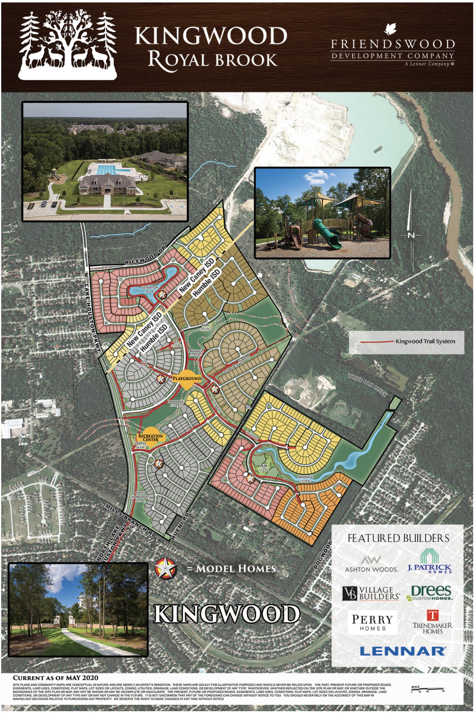 kingwood_royal_brook_master_planned_community