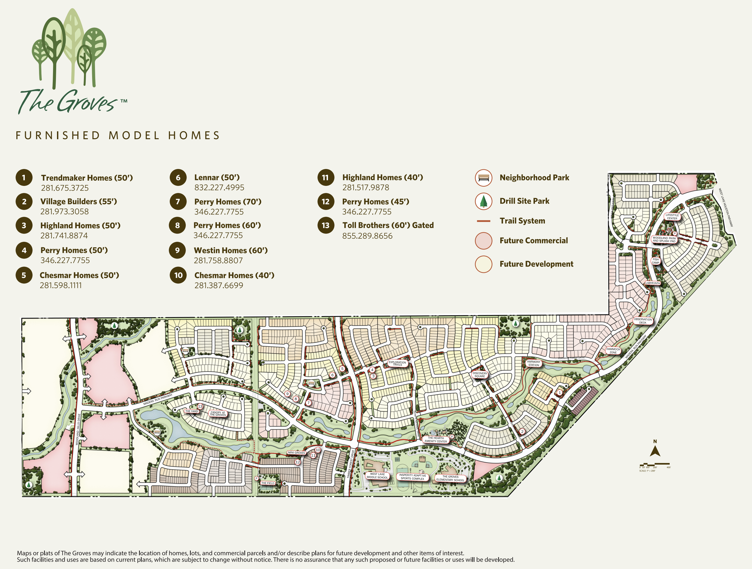 map_of_the_groves_in_humble_houston_texas
