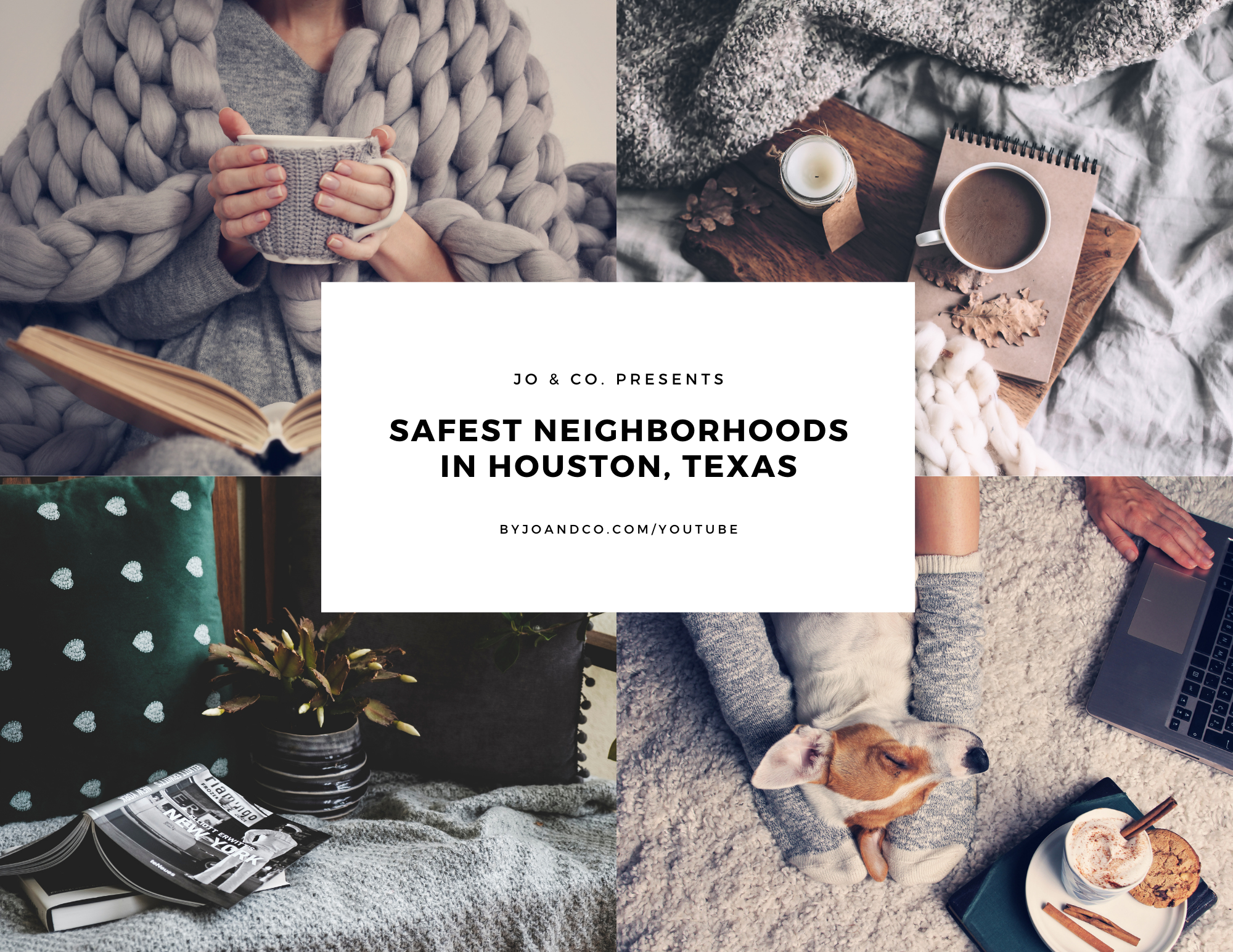 safest neighborhoods in houston texas title photo