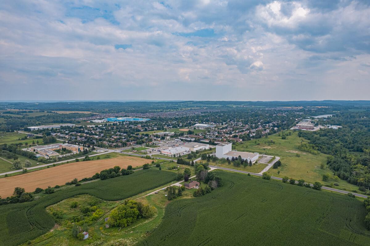 Tottenham Community in New Tecumseth Ontario Canada