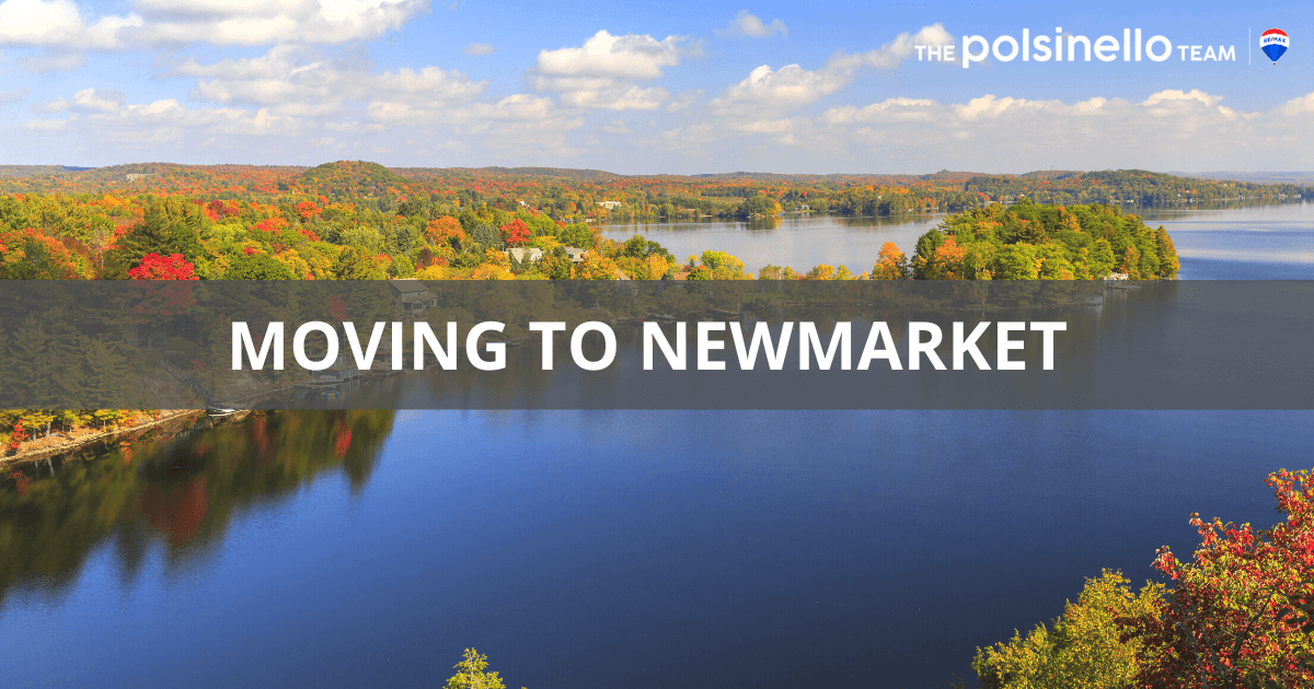 Moving to Newmarket, ON Living Guide