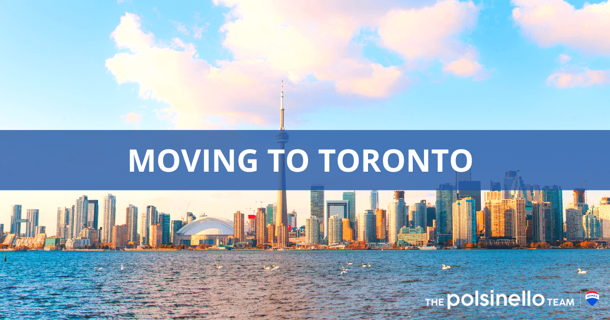 Moving to Toronto, ON Living Guide