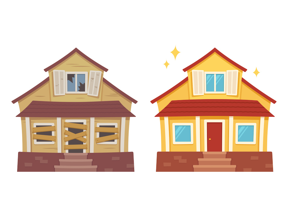 Four Ways to Manage a Fixer-Upper