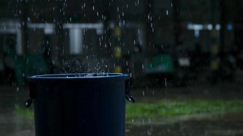 Using Rainwater to Combat Urban Heat Islands