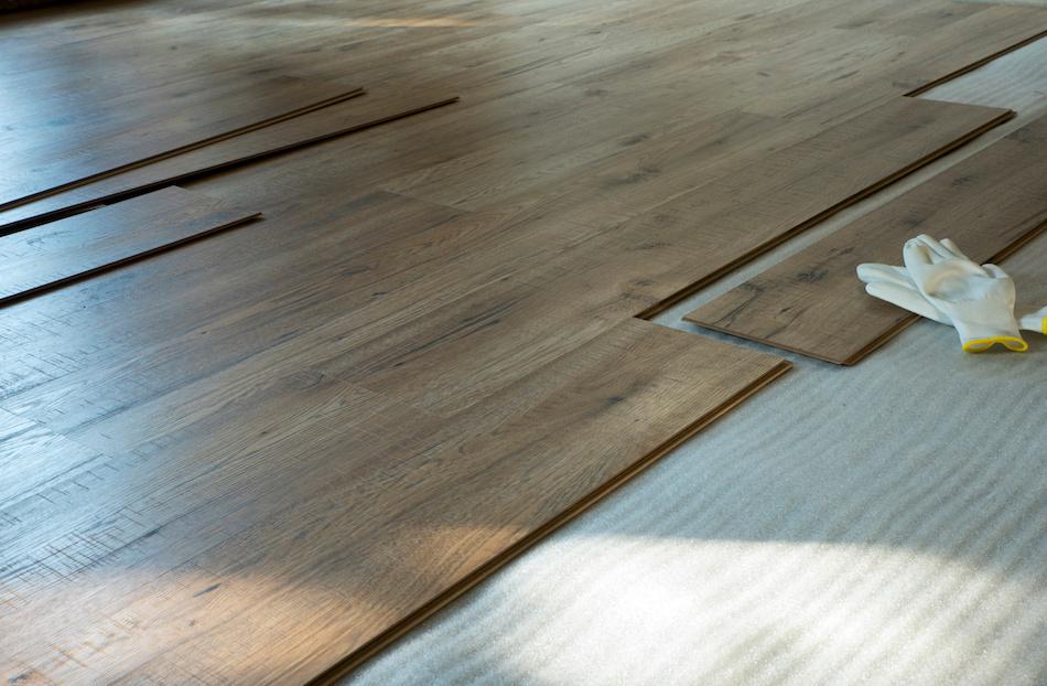 Flooring Offgassing VOCs