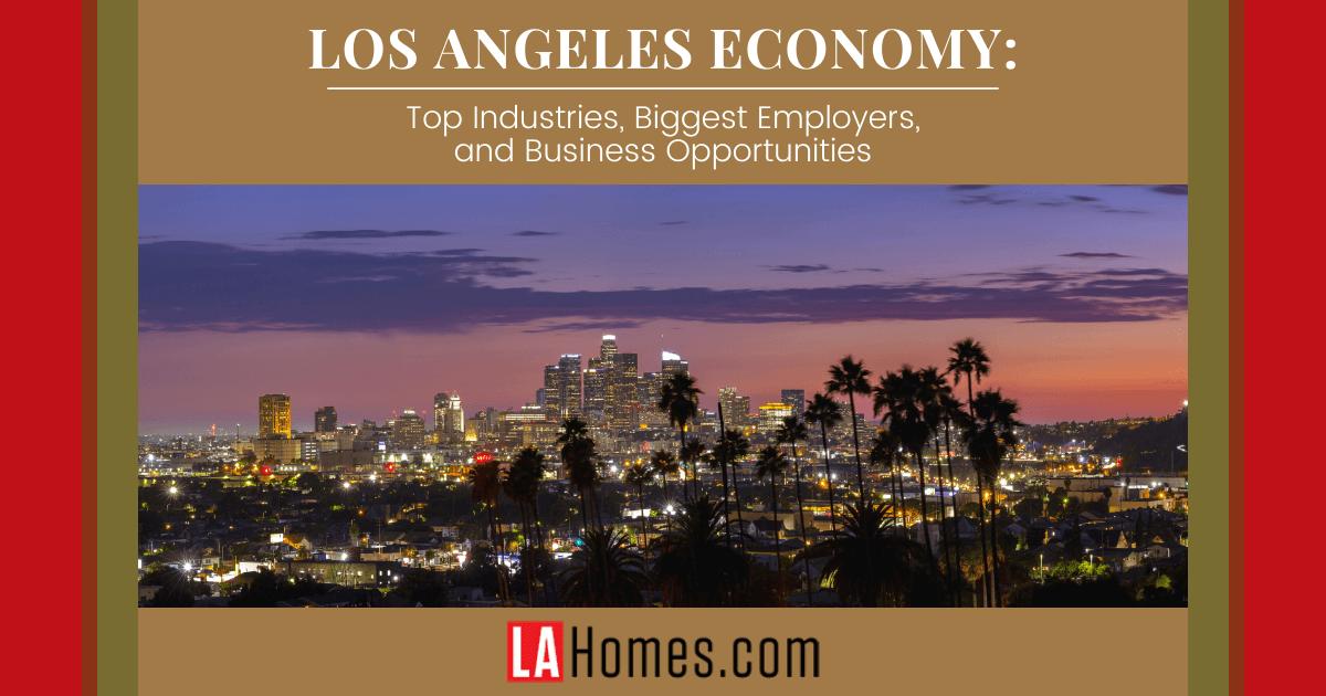 Los Angeles Economy Guide