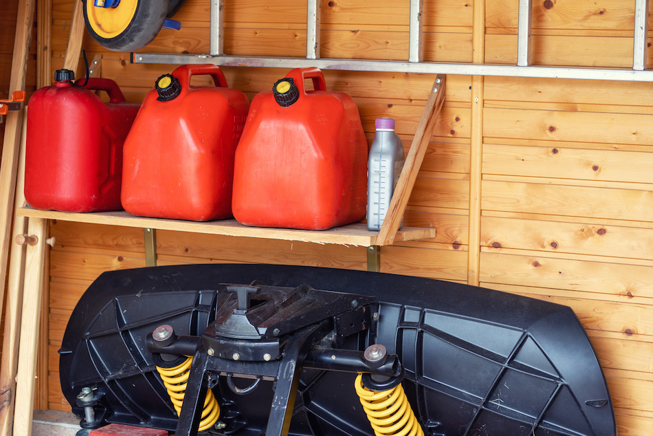 Properly Storing Fuel