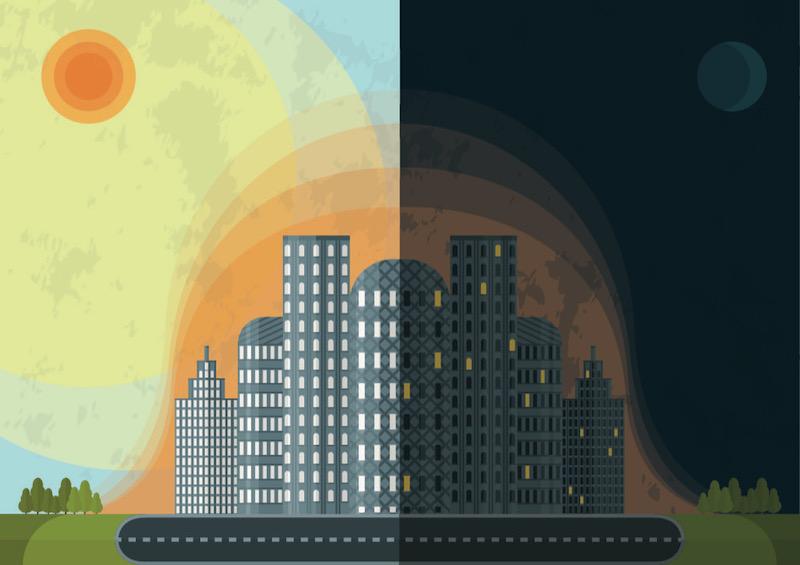 Understanding the Urban Heat Island Effect
