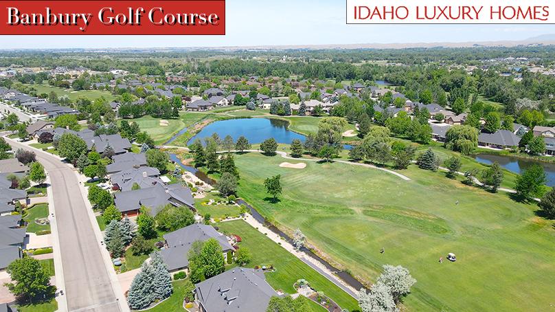 Banbury Golf Course Golf Course Real Estate