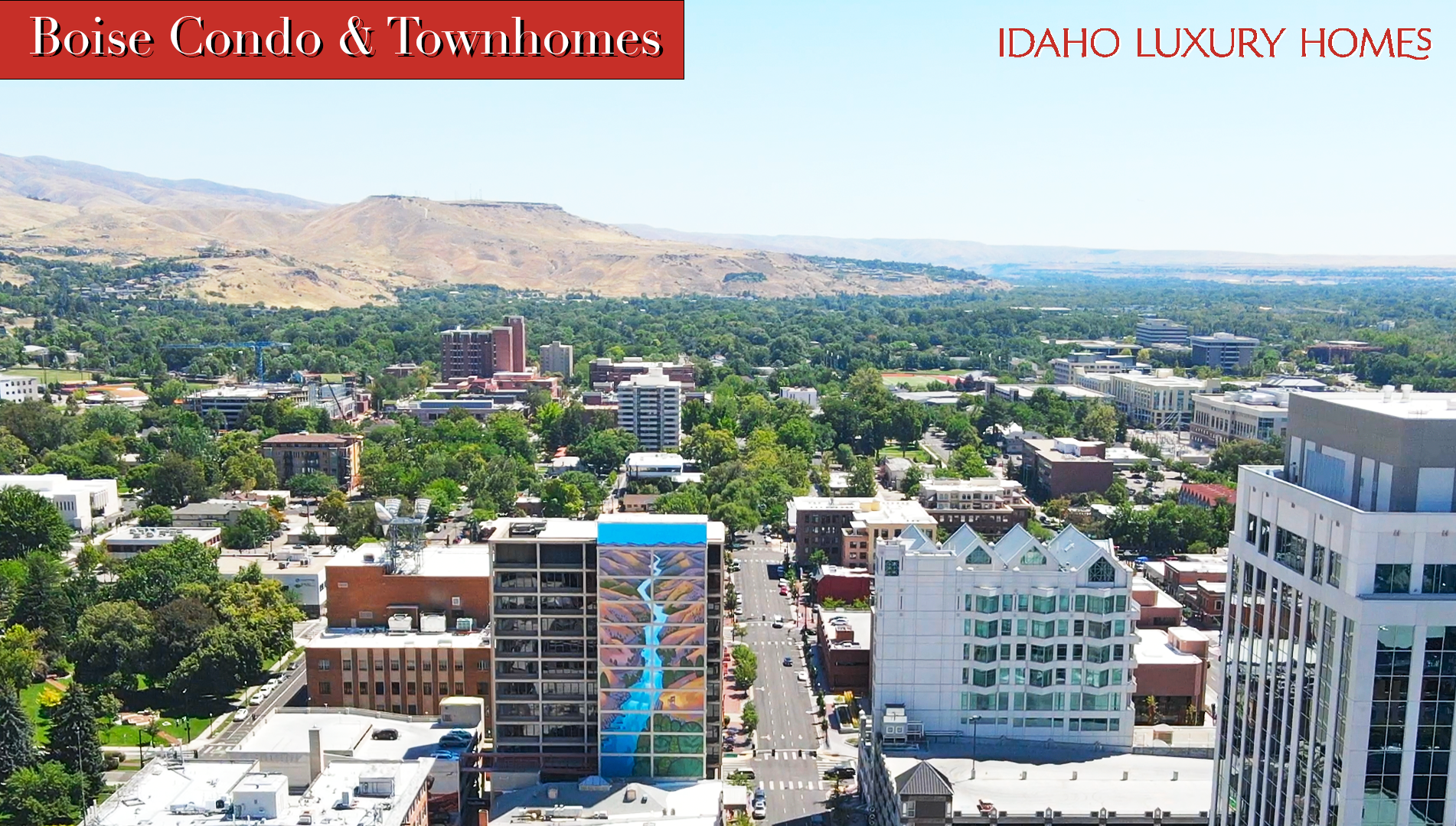 Boise Condo and Townhomes Real Estate