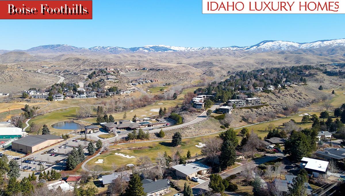 Boise Foothills Real Estate