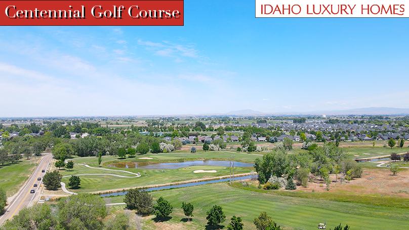 Centennial Golf Course Real Estate