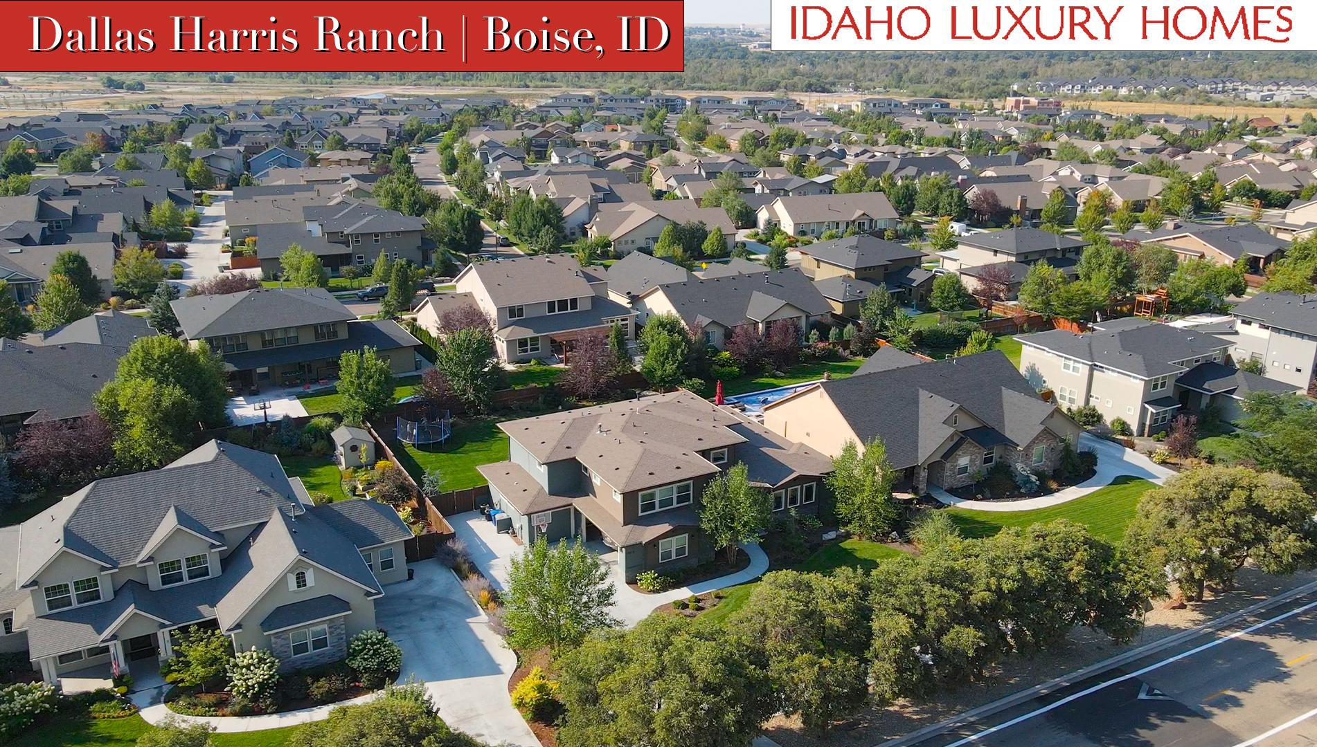 Dallas Harris Ranch Real Estate