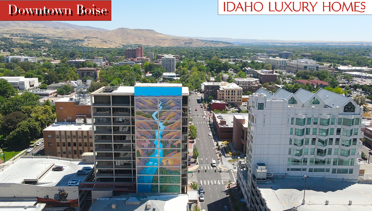 Downtown Boise Real Estate