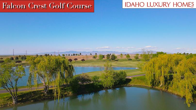 Falcon Crest Golf Course Real Estate