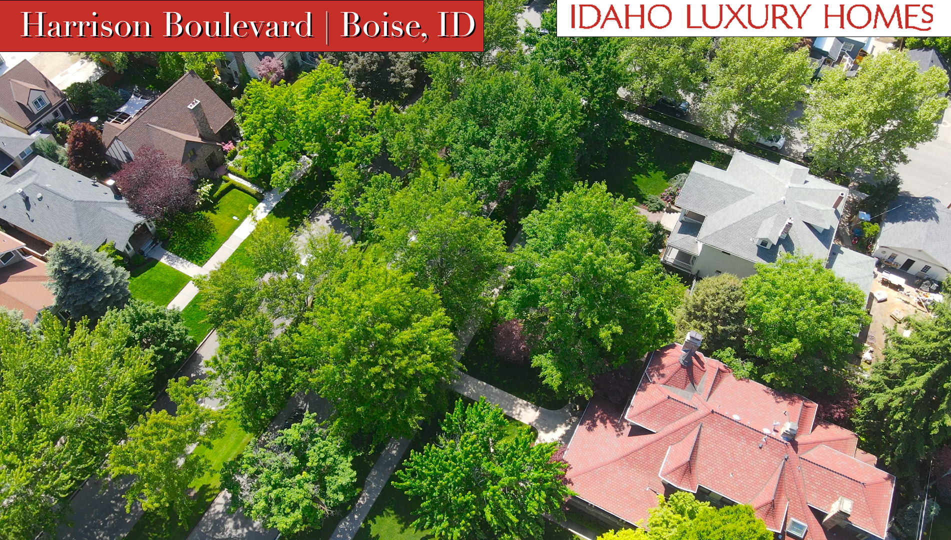 Harrison Boulevard Real Estate