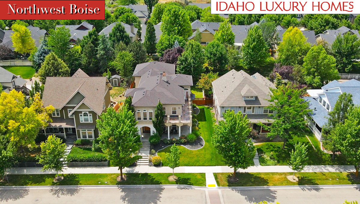 Northwest Boise Real Estate