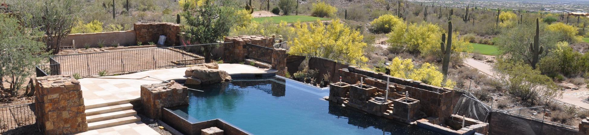 arizona homes with pools