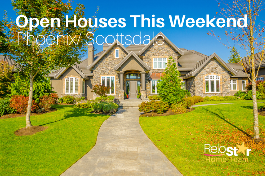 open houses in arizona this weekend