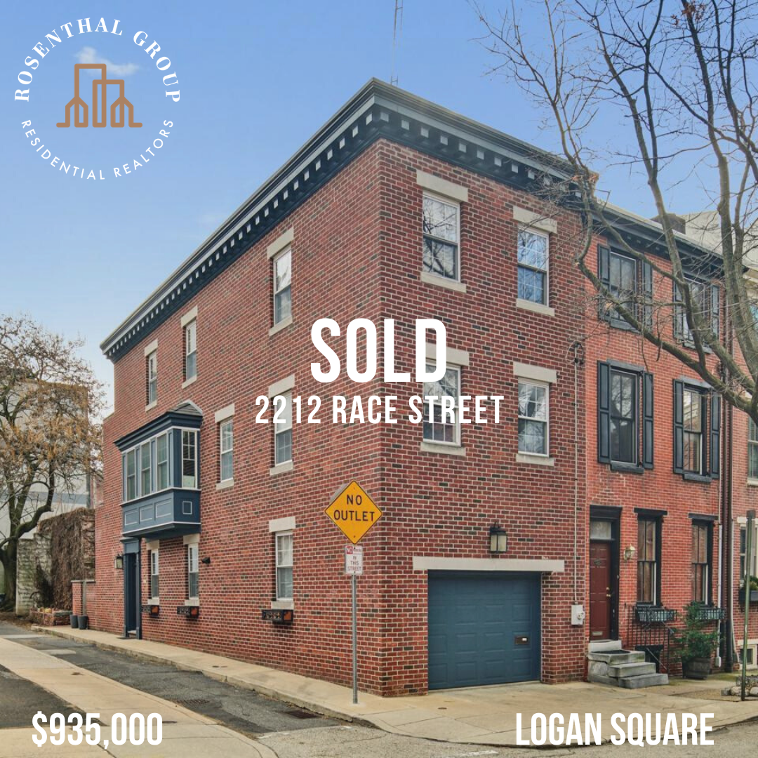 Just Sold In Logan Square Philadelphia