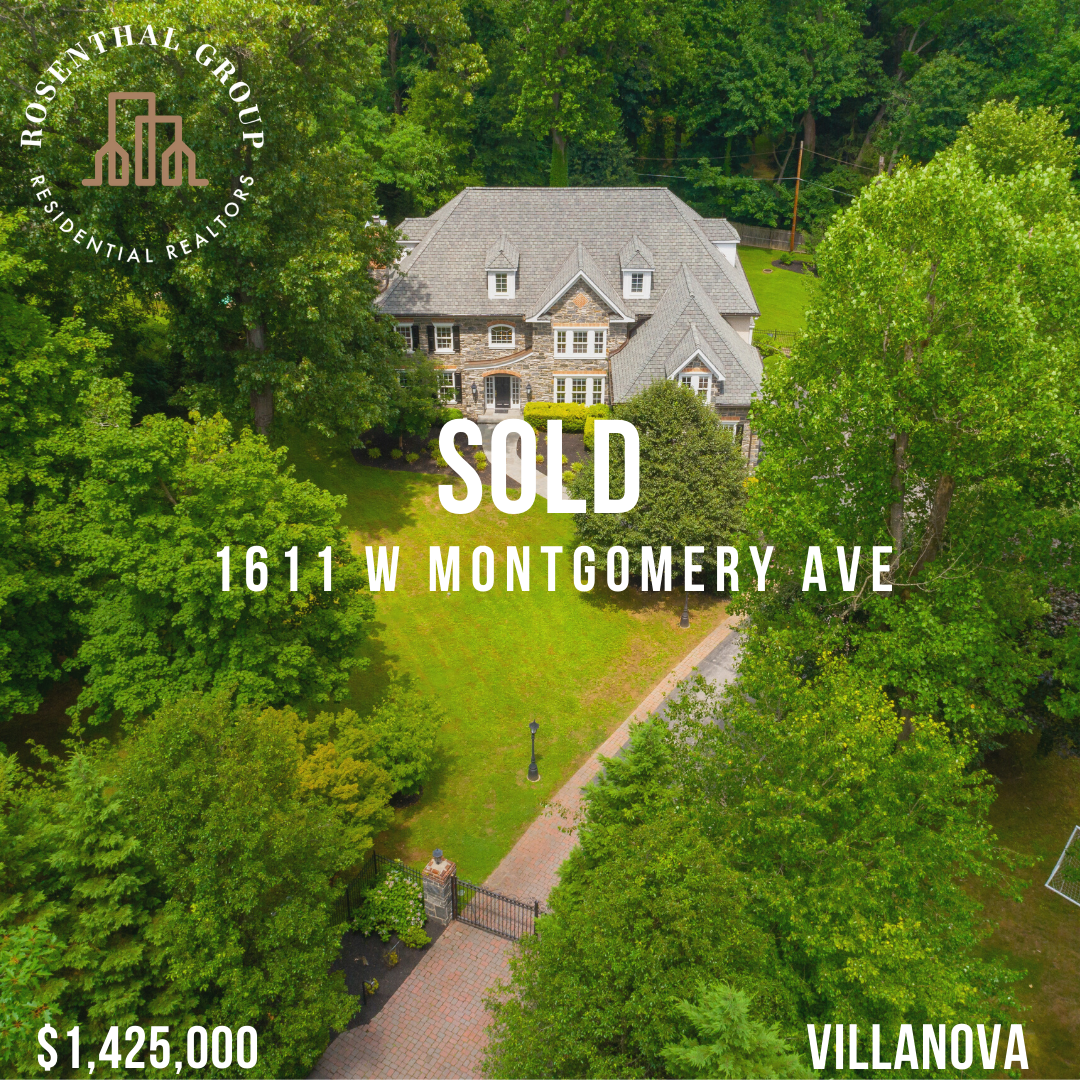 Sold In Villanova