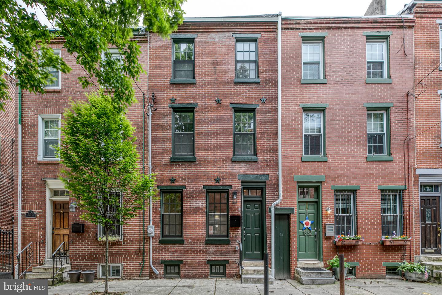 Washington Square West Townhomes