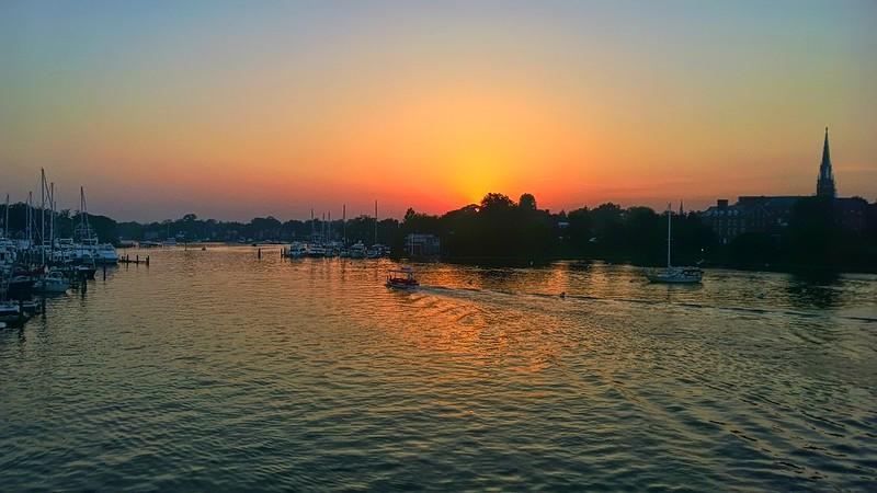 Explore Maryland's original capital