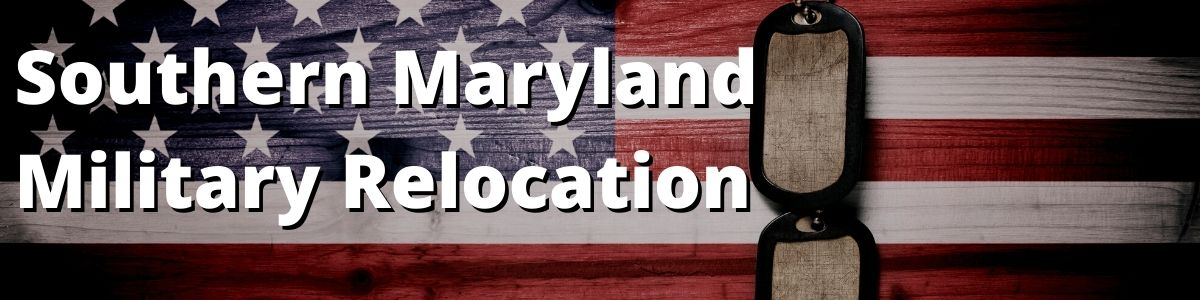 Southern Maryland military relocation