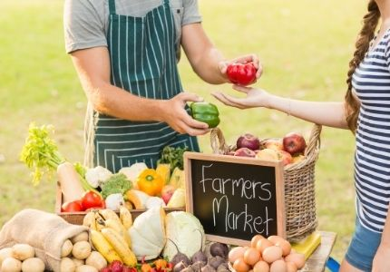 Farmers Markets Are Now Open in St. Mary's County