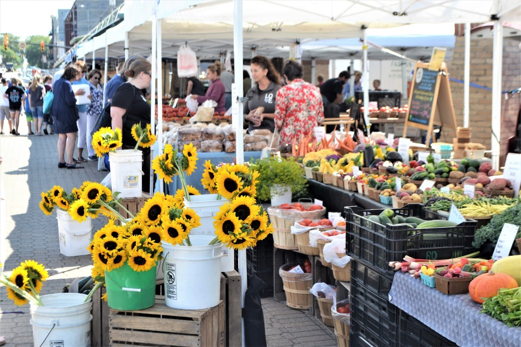 North St. Mary's County Farmers Market